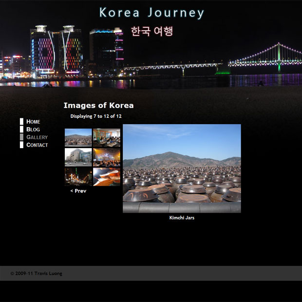 Korea Journey