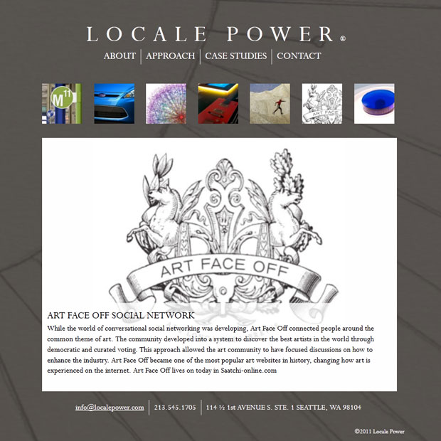Locale Power